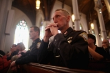 Memorials Services Held in Honor of Boston Marathon Bombing Victims 37771