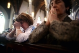 Memorials Services Held in Honor of Boston Marathon Bombing Victims 37803