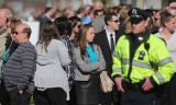 Memorials Services Held in Honor of Boston Marathon Bombing Victims 37855