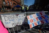 Memorials Services Held in Honor of Boston Marathon Bombing Victims 37889