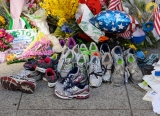 Memorials Services Held in Honor of Boston Marathon Bombing Victims 37892