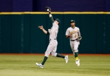 Oakland Athletics v Tampa Bay Rays 37936