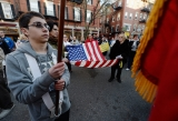Memorials Services Held in Honor of Boston Marathon Bombing Victims 38018
