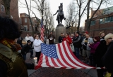 Memorials Services Held in Honor of Boston Marathon Bombing Victims 38027