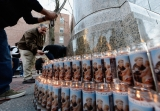 Memorials Services Held in Honor of Boston Marathon Bombing Victims 38046
