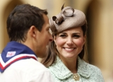 Kate Middleton Celebrates the Scouts 3 38077