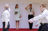Kate Middleton Celebrates the Scouts 3 38081