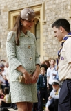 Kate Middleton Celebrates the Scouts 3 38098