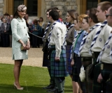 Kate Middleton Celebrates the Scouts 2 38134