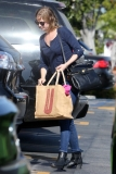 Emily Van Camp Shops at Gelson's 38378