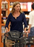 Emily Van Camp Shops at Gelson's 38388
