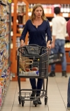 Emily Van Camp Shops at Gelson's 38390