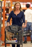 Emily Van Camp Shops at Gelson's 38392