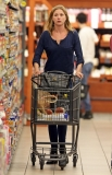 Emily Van Camp Shops at Gelson's 38395
