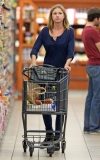 Emily Van Camp Shops at Gelson's 38397