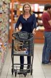 Emily Van Camp Shops at Gelson's 38407