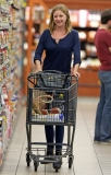 Emily Van Camp Shops at Gelson's 38416