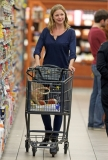 Emily Van Camp Shops at Gelson's 38419