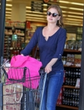 Emily Van Camp Shops at Gelson's 38450