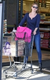 Emily Van Camp Shops at Gelson's 38452