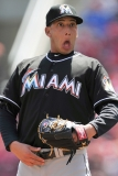 Miami Marlins v Cincinnati Reds 38458