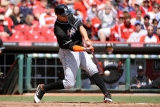 Miami Marlins v Cincinnati Reds 38497