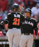 Miami Marlins v Cincinnati Reds 38501