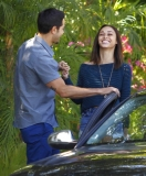 Jesse Metcalfe & Cara Santana All Smiles In Beverly Hills 38511