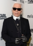 Melissa + Karl Lagerfeld Line Launches in NYC 38544