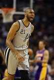 Los Angeles Lakers v San Antonio Spurs  38593