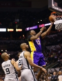 Los Angeles Lakers v San Antonio Spurs  38639