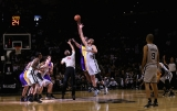 Los Angeles Lakers v San Antonio Spurs  38648