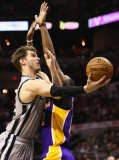 Los Angeles Lakers v San Antonio Spurs  38682