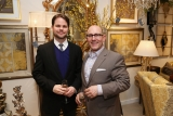 John-Richard Showroom Opening At The New York Design Center 38719