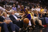 Los Angeles Lakers v San Antonio Spurs  38724