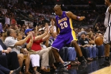 Los Angeles Lakers v San Antonio Spurs  38725