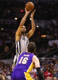 Los Angeles Lakers v San Antonio Spurs  38730