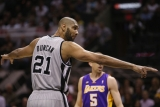 Los Angeles Lakers v San Antonio Spurs  38757