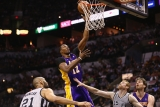 Los Angeles Lakers v San Antonio Spurs  38771