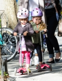 Sarah Jessica Parker Takes Her Twins to School 38779