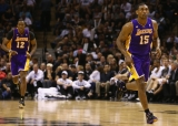 Los Angeles Lakers v San Antonio Spurs  38905