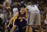 Los Angeles Lakers v San Antonio Spurs  38922