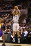Los Angeles Lakers v San Antonio Spurs  38927