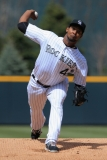 Arizona Diamondbacks v Colorado Rockies 39217