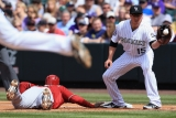 Arizona Diamondbacks v Colorado Rockies 39221