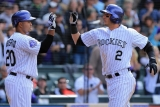 Arizona Diamondbacks v Colorado Rockies 39328