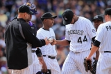 Arizona Diamondbacks v Colorado Rockies 39353