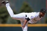 Arizona Diamondbacks v Colorado Rockies 39376