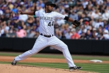 Arizona Diamondbacks v Colorado Rockies 39517