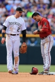 Arizona Diamondbacks v Colorado Rockies 39629